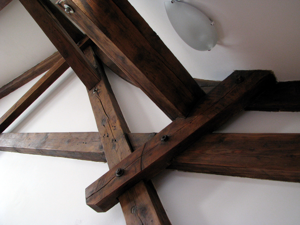 initiation au calcul des structures en bois cb 71 partie. Black Bedroom Furniture Sets. Home Design Ideas