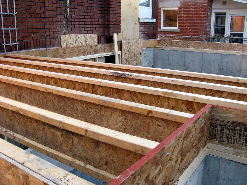 les planchers bois  partie 2